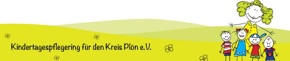 Kindertagespflegering für den Kreis Plön e.V.